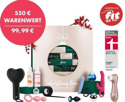 Eis Deluxe 2019 Adventskalender Inhalt