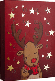 SIX 388-319 Damenschmuck Adventskalender