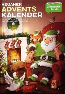 Vantastic Foods Veganer Adventskalender Vegan 2020