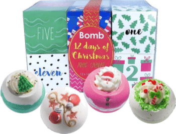 Bomb Cosmetics 12 Days of Christmas Kosmetk Weihnachtskalender 2020