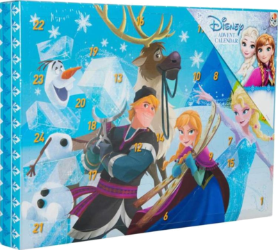 Sambro Beste Kinder Adventskalender 2019 Disney Frozen