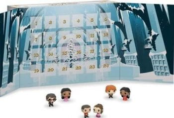 Harry Potter Funko POP 37728 Adventskalender Inhalt