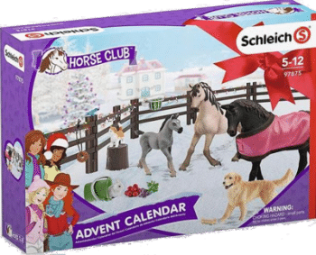 Schleich 97875 Horse Club Adventskalender