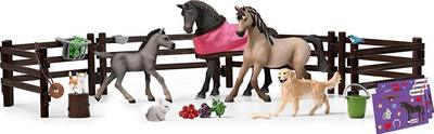 Schleich Horse Club 2019 Adventskalender Inhalt