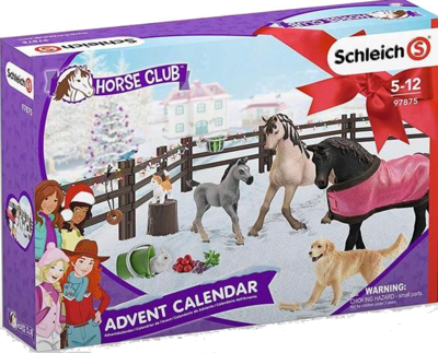 Schleich Horse Club Adventskalender 2019