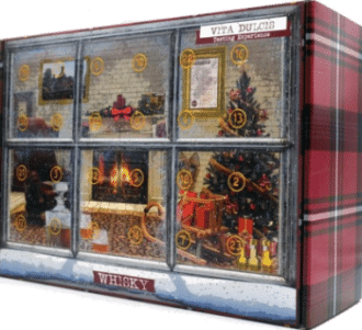 Vita Dulcis Adventskalender Whisky Edition Premium