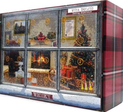 Vita Dulcis Whisky Adventskalender 2019 Edition Premium