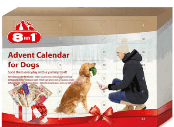 8in1 for Dogs - Adventskalender für Tiere 2020