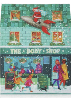 The Body Shop Dream Big This Christmas Ultimate Adventskalender 2019