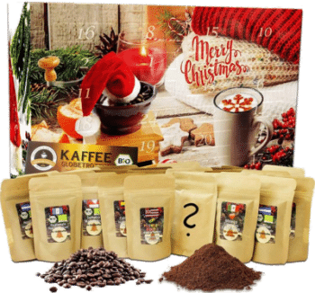 C&T XXL Kaffee Adventskalender BIO / Fair 2020