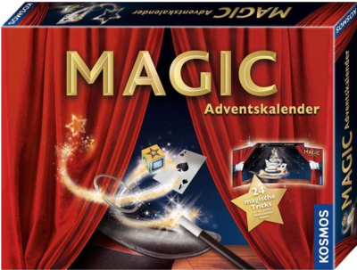 KOSMOS 698867 Magic Zauber beste Kinder Adventskalender 2019