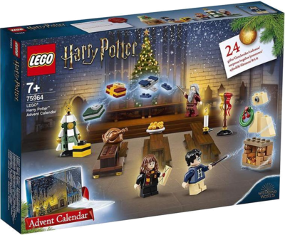 LEGO Harry Potter 75964 Adventskalender Spielzeug 2020