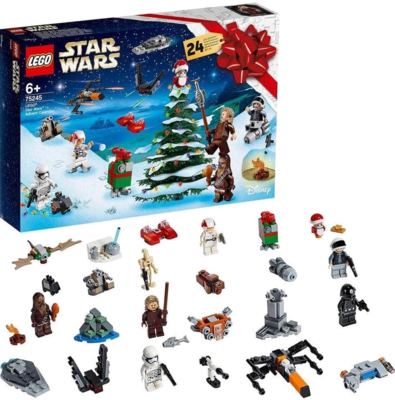 LEGO 75245 Star Wars Kinder Adventskalender 2019