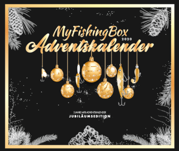 MFB Angel Adventskalender 2020 Black n' Gold Jubiläums Edition