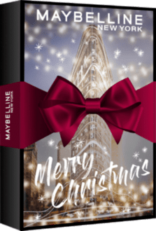 Maybelline New York Merry X-Mas Adventskalender 2020