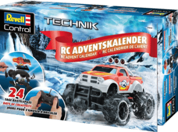 Revell Control 01019 RC Adventskalender Auto