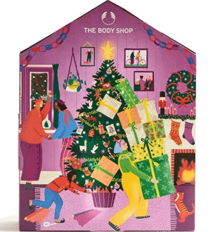 The Body Shop Make It Real Together Beauty Adventskalender 2020