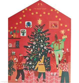 The Body Shop Make It Real Together BIG Adventskalender 2020