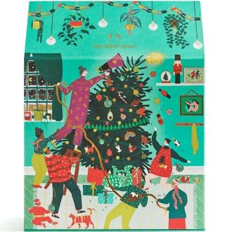The Body Shop Make It Real Together Ultimate Adventskalender 2020
