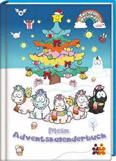 Theodor & Friends Mein Adventskalender Buch