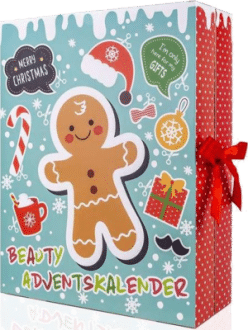 Accentra XXL Gingerbread Beauty Adventskalender für Teenager