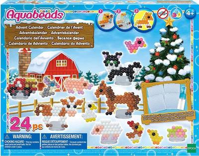 Aquabeads Adventskalender 2019