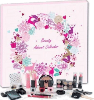 Cosmelux Beauty Adventskalender 2020 Pink Advent of Beauty Surprise