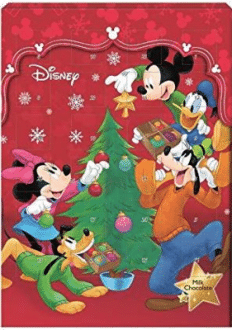 Disney Mickey Mouse Schoko Adventskalender 2020