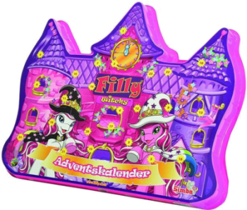 Simba Toys 105956267 Filly Witchy Adventskalender