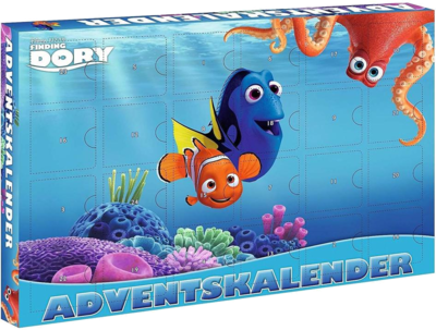 CRAZE 53974 Adventskalender  Disney Finding Dory