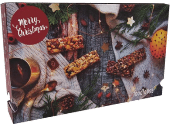 Foodloose Riegel Adventskalender BIO Vegan
