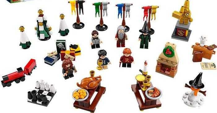 LEGO Harry Potter Adventskalender 75964