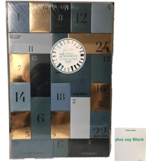 Loreal Luxus Beauty Adventskalender für ihn 2019