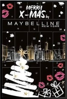 Maybelline Merry X-Mas Adventskalender 2020