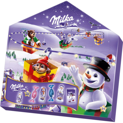 Milka Magic Mix Adventskalender 2019