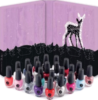 Limited Edition Nagellack Adventskalender 2020 Selina Haas