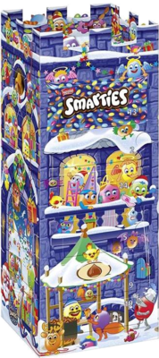 Nestle SMARTIES Adventskalender 2019