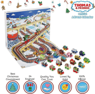 Thomas & Friends Adventskalender