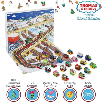 Thomas & Friends Adventskalender Spielzeug 2020