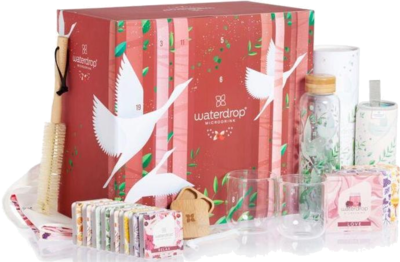 Waterdrop Luxus Adventskalender 2020