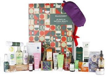 Holland & Barret 25 Days of Natural Beauty Adventskalender 2020