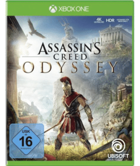 Assassin's Creed Odyssey - beste Action Videospiele