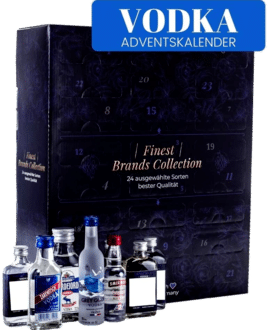 Boxiland Vodka Adventskalender 2020