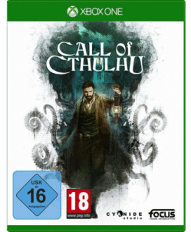 Call Of Cthulhu Horror Detektivspiel