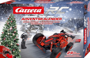 Carrera 370160135 RC Car Bastel Adventskalender