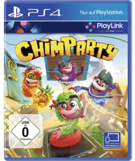 Chimparty PlayLink - Beste Videospiele für Kinder