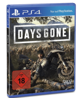 Days Gone PS4 beste Horrorspiele