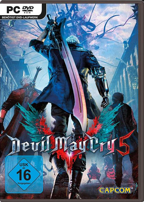 Beste Action Spiele 2019 - Devil May Cry 5