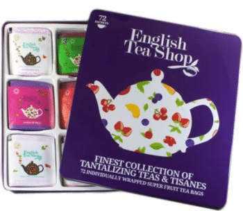 English Tea Shop - Feine Teekollektion in edler Metalldose