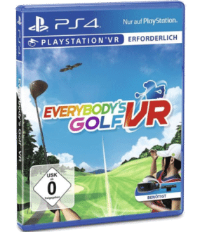 Everybody´s Golf PS4 VR